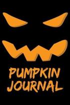 Pumpkin Journal: Trendy Halloween Pumpkin Composition Notebook, Draw and Write Journal, Writing Paper For Kids