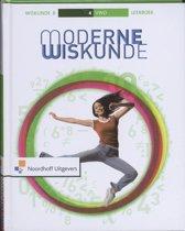 Omslag van 'leerboek Vwo 4 Moderne Wiskunde 10'