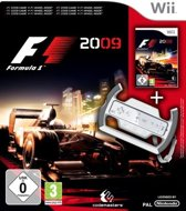 Formula 1: Official FIA Game F1 2009 (incl. racestuur)