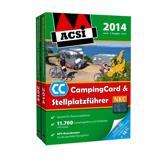 ACSI CampingCard & Camperplaatsen / 2014