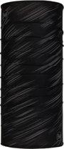 Buff Original Reflective Unisex Nekwarmer - Black - One Size