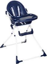 Kinderstoel kinderstoeltje babystoel blauw 400707