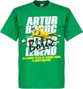 Artur Boruc Legend T-Shirt - Groen - XXL