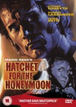 Hatchet For The Honeymoon (dvd)