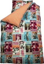 Bink Bedding Fashion Dekbedovertrek - Fuchsia - 120x150 cm