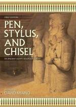 Pen, Stylus, and Chisel