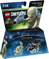 LEGO Dimensions - Fun Pack - Lord of the Rings: Gollum (Multiplatform)
