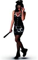 Sexy politie agente outfit voor dames  - Verkleedkleding - Medium