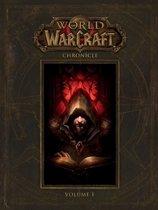 Omslag van 'World of Warcraft: Chronicle Volume 1'