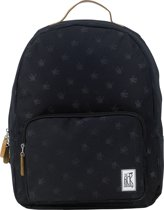The Pack Society Classic Rugzak - Black Skaterboy