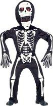 Spook & Skelet Kostuum   Ongelukkig Skelet Met Waterhoofd Kostuum   Large / XL   Halloween   Verkleedkleding