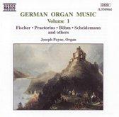 German Organ Music Vol.1
