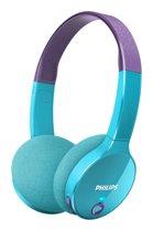 Philips SHK4000 - Kids Bluetooth Koptelefoon - Blauw/Paars