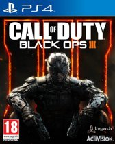 Call of Duty Black Ops III (3) - Ps4 (EN/CN Cover speelbaar in het Engels)