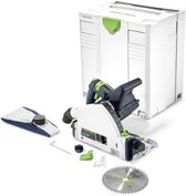 Festool Accu Invalzaag TSC 55 Li REB Basic in Systainer 201395