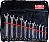 Bahco Ringsteeksl Set 111Z Inches 11Dlg
