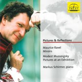 Pictures & Reflections - Ravel: Miroirs, Mussorgsk