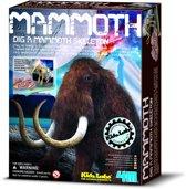 4M Kidzlabs Graaf je Dinosaurus op - Mammoet