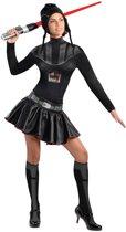 Darth Vader™ kostuum voor dames - Verkleedkleding - XS