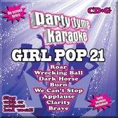 Party Tyme Karaoke: Girl Pop, Vol. 21
