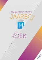 Marketingfacts Jaarboek 2014 - 2015