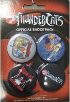 ThunderCats Buttons - Official Badge Pack