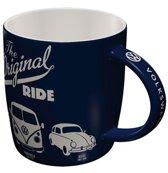 Nostalgic Art koffietas VW The Original Ride
