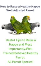 How to Raise a Healthy, Happy Well Adjusted Parrot