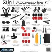 Pro-Mounts 53-in-1-kit Action Cam en GoPro accessoires