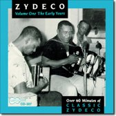 Zydeco Vol. 1: The Early Years (1961-62)