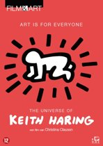 Film & Art - The Universe Of Keith Haring (dvd)