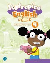 Poptropica English Islands Level 4 Activity Book