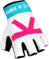 Osaka Armadillo 3.0 Hockeyhandschoen - Hockeyhandschoenen  - wit - L