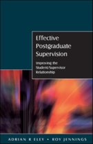 Effective Postgraduate Supervision
