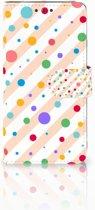 LG G5 Boekhoesje Design Dots