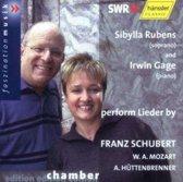 Schubert,Mozart,Huttenb.