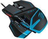 Mad Catz RAT TE - Wired Gaming Muis - Zwart (PC)