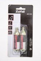 Zefal Co2 Patronen 16 Gram Met Draad 2 Stuks