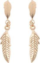 Cataleya Earrings Feather