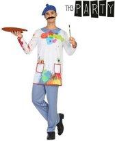 Kostuums voor Volwassenen Male painter (3 Pcs)