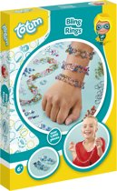 Creatief met ringen & kralen