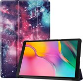 Samsung Galaxy Tab A 10.1 (2019) Hoesje Book Case Hoes Cover – Galaxy