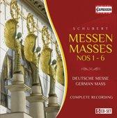 Schubert: Messen Nos. 1-6