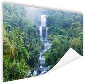FotoCadeau.nl - Nangga waterval Indonesie Poster 90x60 cm - Foto print op Poster (wanddecoratie)