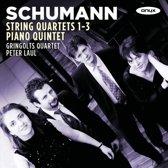 String Quartets Nos.1-3