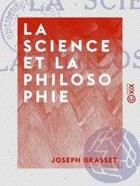 La Science et la Philosophie