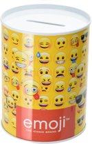 Emoji Spaarpot Emoji Overlappend 250 Ml Geel