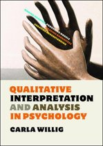 Qualitative Interpretation And Analysis In Psychology