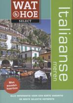 Wat & Hoe select - Italiaanse meren