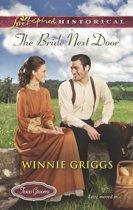 The Bride Next Door (Mills & Boon Love Inspired Historical) (Texas Grooms (Love Inspired Historical) - Book 2)